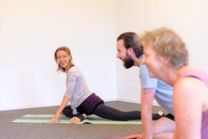 Yoga voor iedereen, van jong tot oud